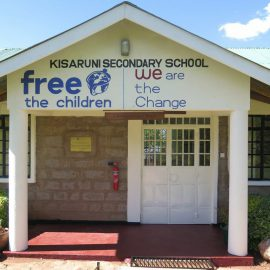 Kisaruni Secondary School: Changing Girls' Lives Through Education